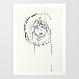 Third Sight Art Print