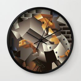 Le Chef Wall Clock