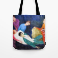 Lego: The Dying Dandy Tote Bag