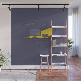 Workstation Wall Mural