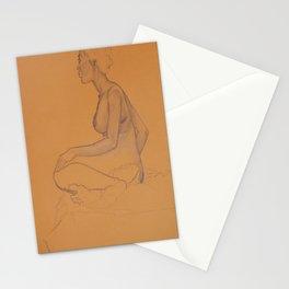 Nudist Stationery Cards
