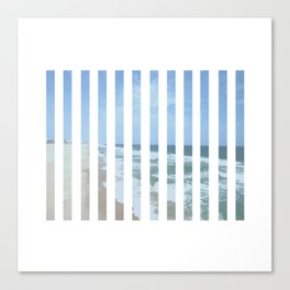 Up Up Up Canvas Print