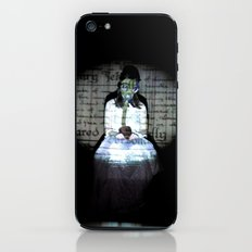 I let my brother go to the devil in his own way iPhone & iPod Skin