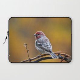 Fall Finch Laptop Sleeve
