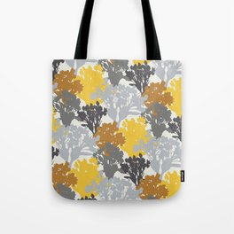 Acer Bouquets - Golds & Silvers Tote Bag