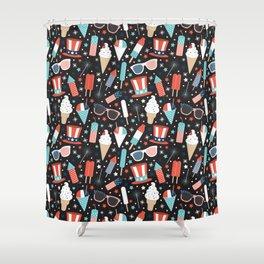 American Summer Shower Curtain