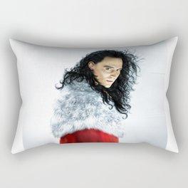 Loki - Burdened with Glorious Purpose XIII Ver III Rectangular Pillow