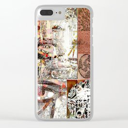 Phillip of macedon series 15 Clear iPhone Case
