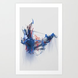 BRU-14/WIP-007 Art Print