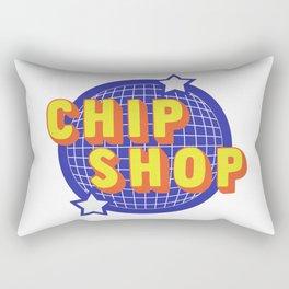 Chip Shop Rectangular Pillow