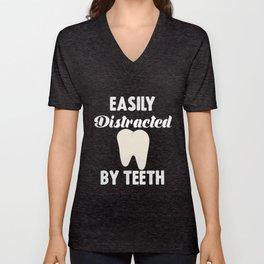 Dentist Gift Unisex V-Neck