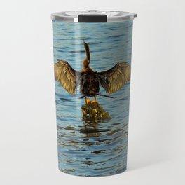Anahinga Sea Bird Travel Mug