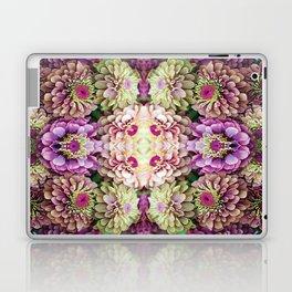 Dark floral Laptop & iPad Skin