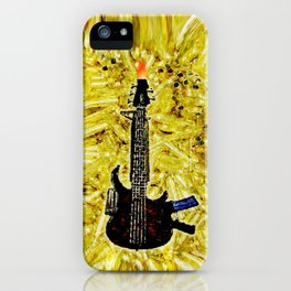 ROCK AND ROLL - 017 iPhone Case