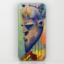 Congo Bling iPhone Skin