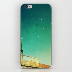 That's Where You'll Find Me V1 iPhone & iPod Skin