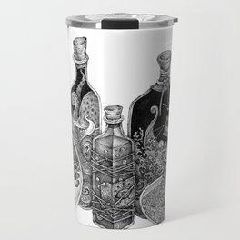 sea witch's cabinet Travel Mug
