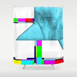 Incubator-STGMA_ Shower Curtain