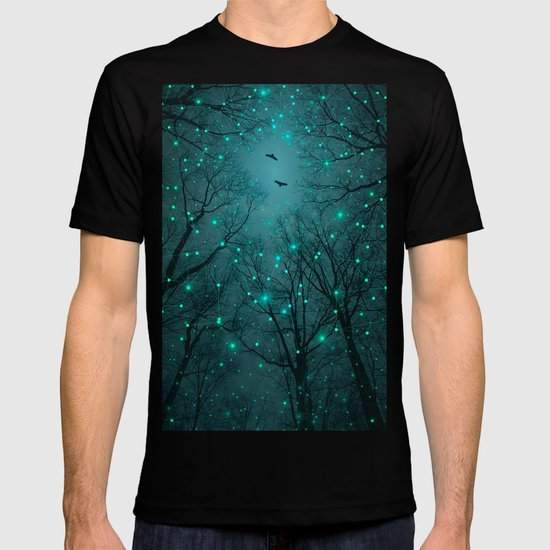 One by One, the Infinite Stars Blossomed T-shirt