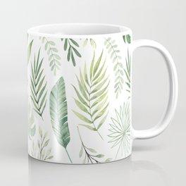 Leaves 8 Coffee Mug