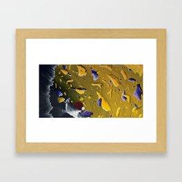 Emotional Space 1ish Framed Art Print