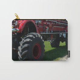 Real Big Fire Truck Carry-All Pouch