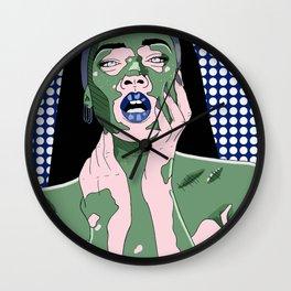 Winnie Harlow Wall Clock