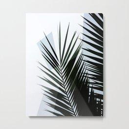 Minimal Tropical Geometry Metal Print