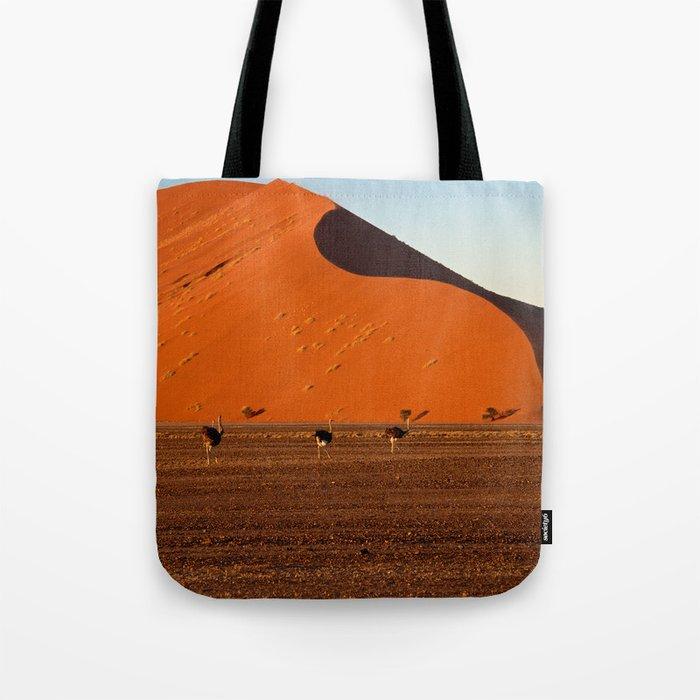 Big Daddy Dune At Sossusvlei Namibia Tote Bag