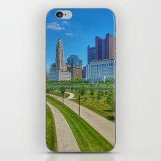 Beautiful Columbus Ohio iPhone Skin
