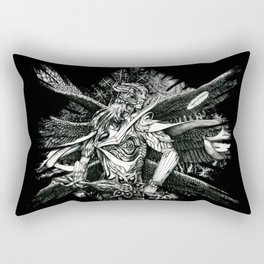 Vanquisher of Pride Arch-A-M Rectangular Pillow