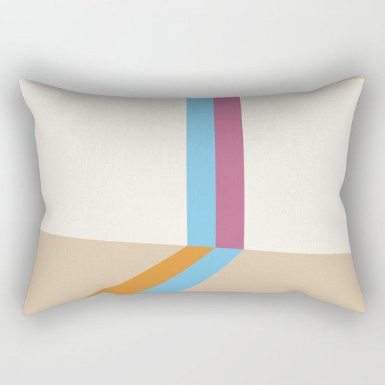 Poligonal 177 Rectangular Pillow