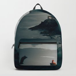 The Lighthouse (Color) Backpack