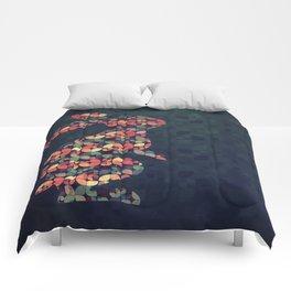 The Pattern Rabbit Comforters