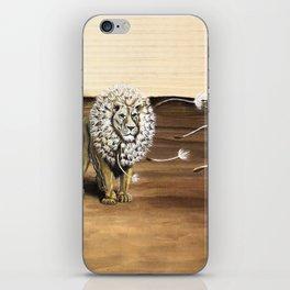 Dandy-Lion iPhone Skin