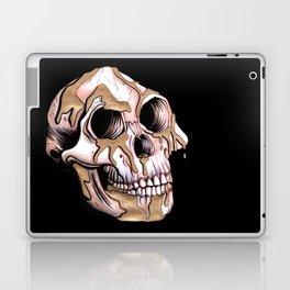 Kintsugi Lucy Skull Laptop & iPad Skin