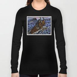 The Rape Of Europa Long Sleeve T-shirt