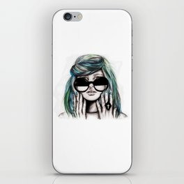 Fiona Wildfox  iPhone Skin