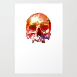 Skeletz0r Art Print