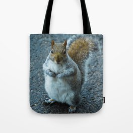 Feeling Nutty Tote Bag