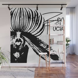 Zen As F@*k Wall Mural