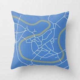 Shrewsbury Throw Pillow