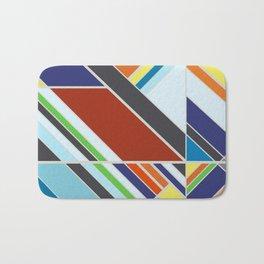 Abstract Composition 507 Bath Mat