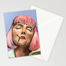 Mrs. Wallace Stationery Cards