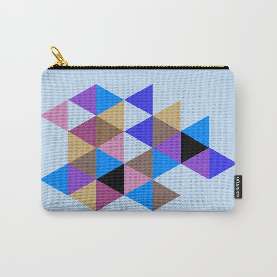 Abstract #793 Carry-All Pouch