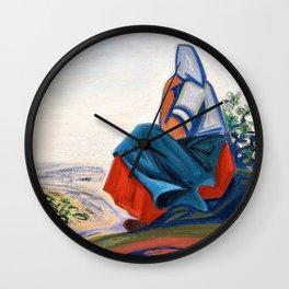 Desire - Digital Remastered Edition Wall Clock