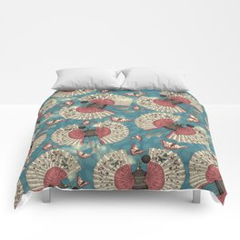FanTastic Butterfly Fragrance Comforters