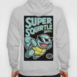 Super Squirtle Bros. Hoody