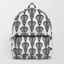 Girls'/Women's Lacrosse Sticks - Black Backpack