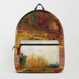 Charles Conder Yarra River Backpack